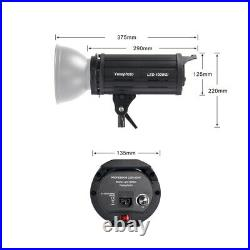 100W LED Video Light 5700K Dimmable Continous Lamp Studio Photo + Bowens Mount