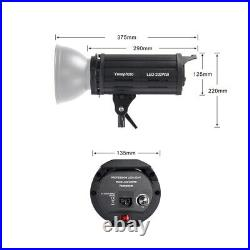 200W LED Video Light 5700K Dimmable Continous Lamp Studio Photo + Bowens Mount