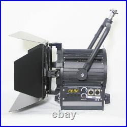 2200W Bi-Color Fresnel LED Spot Light For Studio Video Photography Film Lamp