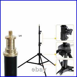 2Pcs Godox SL-60W 60W Studio LED Video Light Continuous Lighting +Softbox +Stand