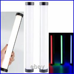 2x ADAI Studio RGB LED Video Photo Tube Lighting Bi-color 2600K-6000K + Battery