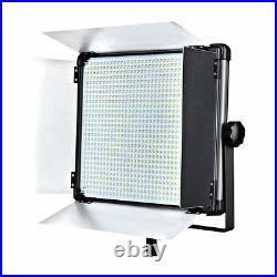 3 Pcs Dison E-2000 140W LED Studio Video Lamp Photography Lighting For Camera&DV