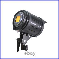 75W LED Video Light 5700K Dimmable Lamp Studio Photo Bowens Mount + Remote