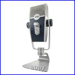 AKG C44 USB LYRA Microphone for Podcast Studio Music Video Gaming OPEN BOX