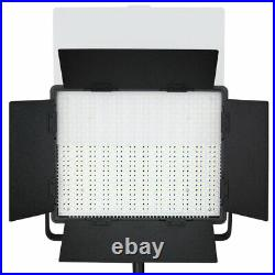 ANGEBOT! 2x NANGUANG LED-Video-Flächen-Leuchte CN 900 SA Foto-Studio-Licht