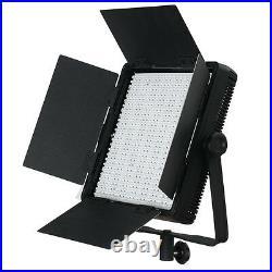 ANGEBOT LED-Studioleuchte CN-600 SA Video-Leuchte Foto-Studio-Flächenleuchte