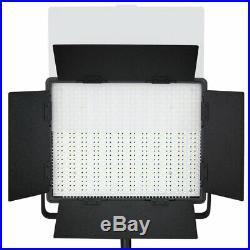 ANGEBOT! LED-Video-Leuchte Flächen-Licht CN 900 SA Foto-Studio Dauer-Licht