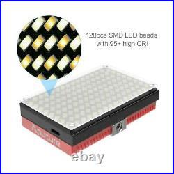 Aputure AL-MX Pocket Sized LED Video Studio Light Bi-Color 2800-6500K CRI 95+