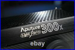 Aputure LS 300X Bi-color 2700-6500K 350W Led video light studio lighting V-mount