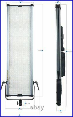 BOLING BL-2280PB Bi color LED Photo Studio Video Film Continuous Lighting Panel