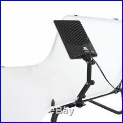 Beleuchtung SET 3x LED Foto Studio-Leuchte CN-T96 Video-Licht Lampe + Standfuß