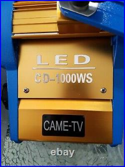 Bi-color CD-1000WS LED Spot Light Spotlight Video Studio Lighting 5500k-3200K