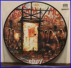 Black Sabbath Mob Rules Earmark Picture Disc Vinyl LP Record
