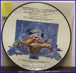 Black Sabbath Sabbath Bloody Sabbath Earmark Picture Disc Vinyl LP Record