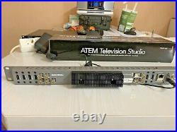 Blackmagic Design Atem Television Studio Streaming Videomischer