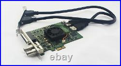 Blackmagic Design Decklink Studio 2 SD/HD PCI-E Video Capture Card BMDPCB95