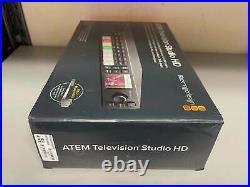 Blackmagic Design SWATEMTVSTU/HD Design ATEM Television Studio HD Video Switcher