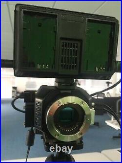Blackmagic Micro Studio Camera 4K + Blackmagic Design Video Assist Monitor (Set)