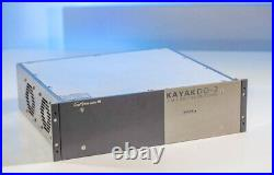 Broadcast Tv Studio Grass Valley Kayak DD2 Video Cameras Mixer (PAL & NTSC)
