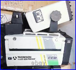 Camera Video Broadcast Plateau Studio Thomson Ttv1542