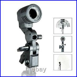 Continuous Lighting Studio Photography Background Softbox 150W x5 Photo Video UK