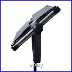 D1500II 120W LED Panel Light Flat Video Lights For Studio Interview Photography