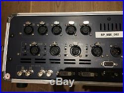 DataVideo HS-2000 5-Kanal Full-HD Mobiles Videostudio Fachhändler