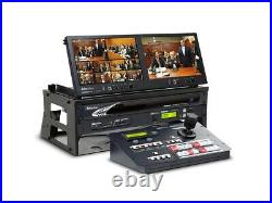 Datavideo GO KMU-100 STUDIO 2-Camera 8-Shot Portable Video Production Studio