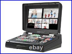 Datavideo HS-2200 HD/SD 6-Channel Portable Video Studio