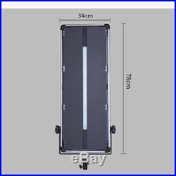 Dison 220W Soft Flat Panel LED Video Light D-3100 Photography Studio Film Lamp