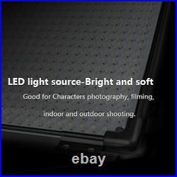 Dison D528II 42W Photography Flat Panel LED Studio Video Light Studio Film Lamp