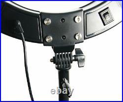 Diva 35w 43cm Bi-Colour LED Studio Ring Light Beauty Make Up Selfie Video Photo