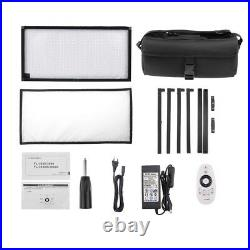 FL-3060 Flexible 384 LEDs Video Light Panel Studio Camera Lighting Photography