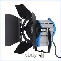 FSKIT300A 300W film Fresnel tungstène projecteur éclairage Studio vidéo Barndoor