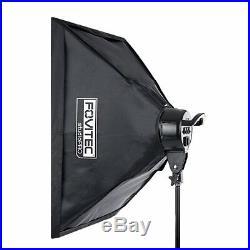 Fovitec 2500w Photography & Video Studio Lights & Boom Arm Softbox Lighting Kit