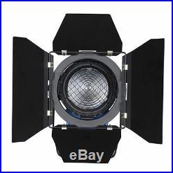 Fresnel Tungsten Spot Lighting 300wx2 Dimmer For Movie Video Camera Film Studio