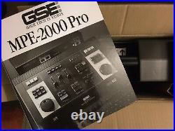 GSE MPE-2000 Pro Digitial Video Editing Suite Video Studio