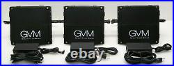 GVM 800D-RGB 3-Video Lights, LED Studio Photophy Light Kit- Great Condition Used
