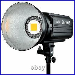 Godox LED 100W Studio Continuous Video Light Lamp For Camera DV Camcorder 3300K