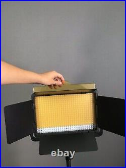 Godox LED500W Studio Video Light Continuous Camera Lighting + TRIPOD