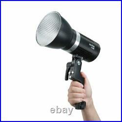 Godox ML60 60Ws Portable LED Light 5600K Silent Daylight for Studio Film Video