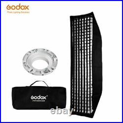 Godox SL-60W 5600K 60W LED Video light Studio light+35160cm Grid Softbox+stand