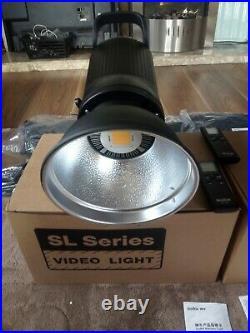 Godox SL-60W 5600k Studio LED Continuous Video Light. Twin Set. Free Postage