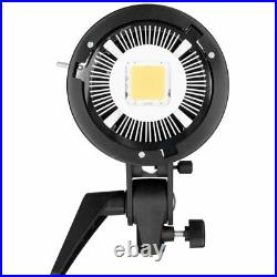 Godox SL-60W 60W LED Video Continuous Studio Light + 120cm Softbox 2m Stand Gift