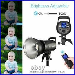 Godox SL-60W LED Studio Video Light Photography Lighting Bowens Mount 5600K