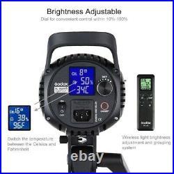 Godox SL-60W LED Studio Video Light Photography Lighting Bowens Mount 5600K UK