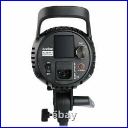 Godox SL-60W Photo Studio LED Video Lighting + 120cm Octagon Softbox + Stand Kit