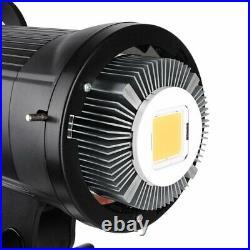 Godox SL-60W Studio LED Video Continuous Light Bowens + Gird Softbox + Stand