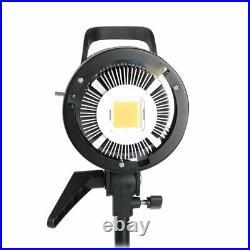 Godox SL-60W Studio LED Video Photo Lighting + 95cm Octagon Softbox Grid + Stand