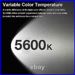 Godox SL100D 100W 5600K LED Video Light Studio Continuous Fill Light APP Control